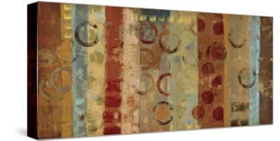 Eastern Magic Carpet-Silvia Vassileva-Stretched Canvas Print