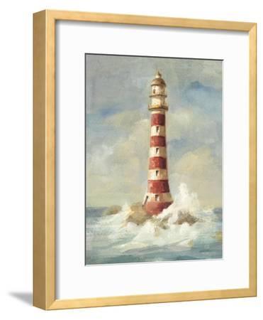 Lighthouse II-Danhui Nai-Framed Art Print