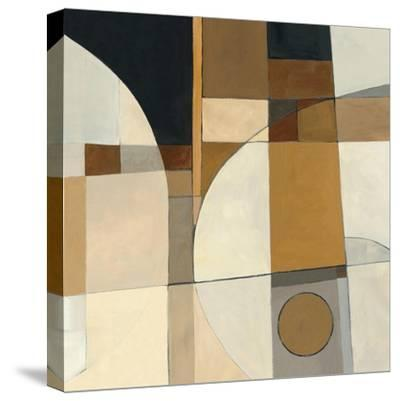 Champagne II-Mike Schick-Stretched Canvas Print
