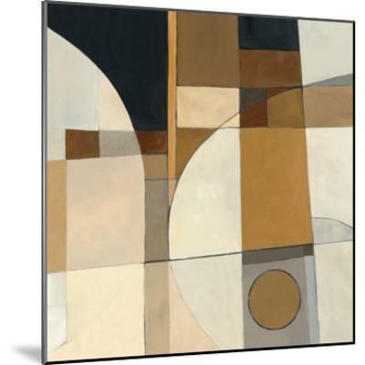 Champagne II-Mike Schick-Mounted Art Print