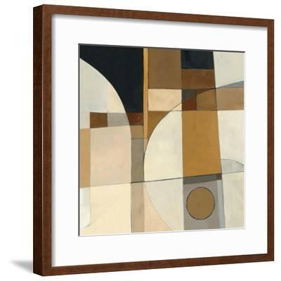 Champagne II-Mike Schick-Framed Art Print