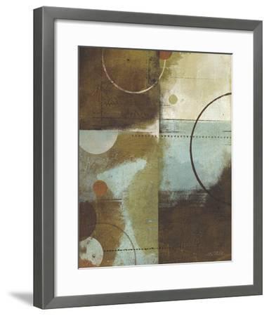 April Showers II-Mo Mullan-Framed Art Print