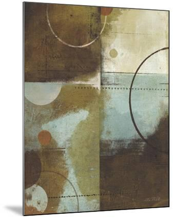 April Showers II-Mo Mullan-Mounted Art Print