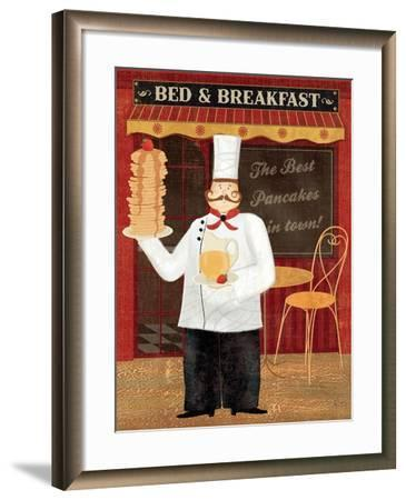Chef's Specialties I-Veronique Charron-Framed Art Print