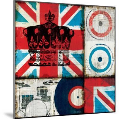 British Rock II-Mo Mullan-Mounted Art Print