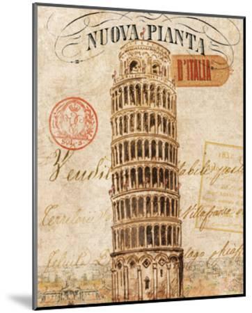 Letter from Pisa-Hugo Wild-Mounted Premium Giclee Print