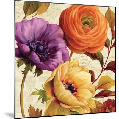 End of Summer II-Lisa Audit-Mounted Premium Giclee Print