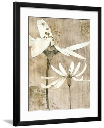 Pencil Floral II-Avery Tillmon-Framed Premium Giclee Print