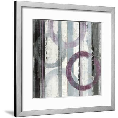 Plum Zephyr II-Mike Schick-Framed Premium Giclee Print