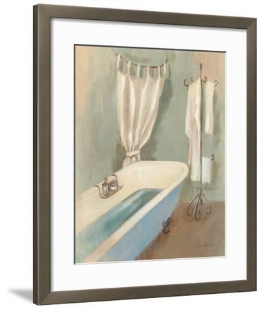 Steam Bath III-Silvia Vassileva-Framed Art Print