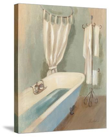 Steam Bath III-Silvia Vassileva-Stretched Canvas Print