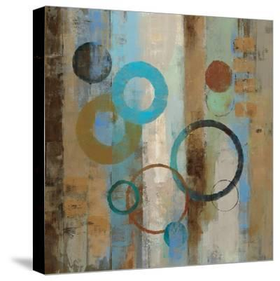 Bubble Graffiti I-Silvia Vassileva-Stretched Canvas Print