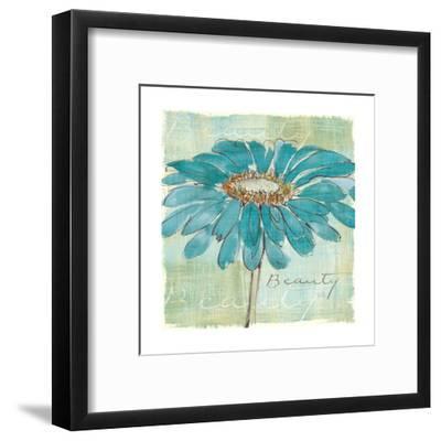 Spa Daisies I-Chris Paschke-Framed Art Print