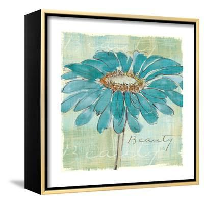 Spa Daisies I-Chris Paschke-Framed Stretched Canvas Print