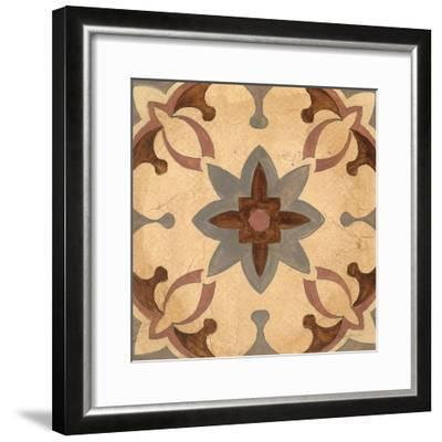 Andalucia Tiles D Color-Silvia Vassileva-Framed Art Print