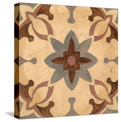 Andalucia Tiles D Color-Silvia Vassileva-Stretched Canvas Print