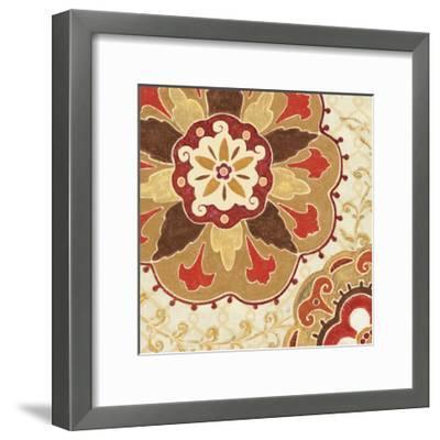 Eastern Tales Spice II-Daphne Brissonnet-Framed Art Print