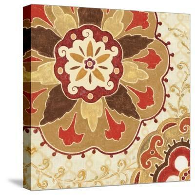 Eastern Tales Spice II-Daphne Brissonnet-Stretched Canvas Print