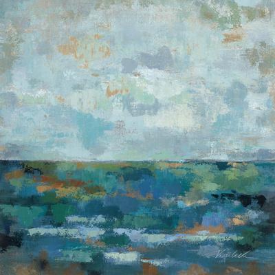 Seascape Sketches II-Silvia Vassileva-Art Print