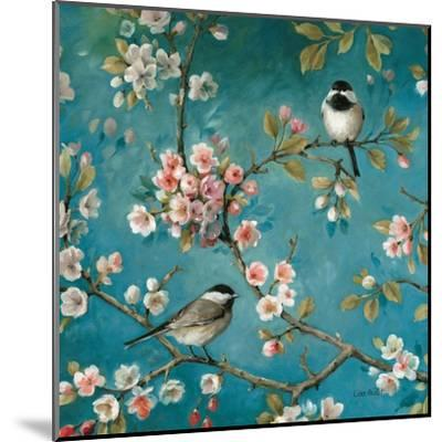 Blossom I-Lisa Audit-Mounted Art Print