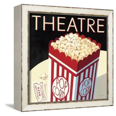 Theatre-Marco Fabiano-Framed Stretched Canvas Print