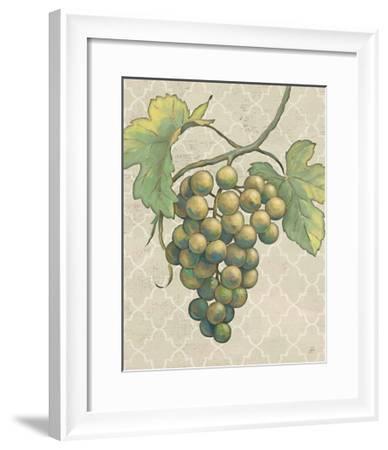 Lovely Fruits IV Neutral Crop-Daphne Brissonnet-Framed Art Print