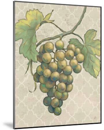 Lovely Fruits IV Neutral Crop-Daphne Brissonnet-Mounted Art Print
