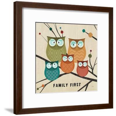 Flying Colors II-Pela Design-Framed Art Print