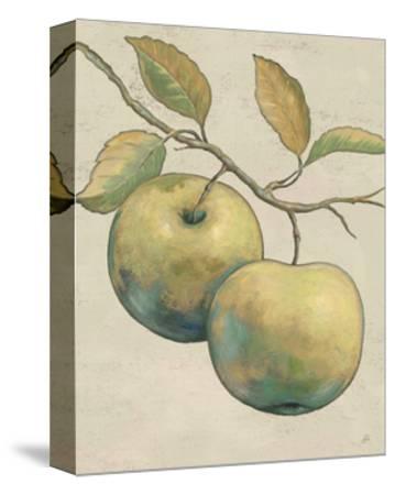 Lovely Fruits II Neutral Plain-Daphne Brissonnet-Stretched Canvas Print