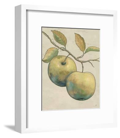 Lovely Fruits II Neutral Plain-Daphne Brissonnet-Framed Art Print