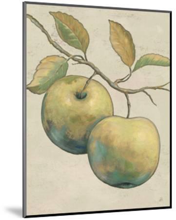 Lovely Fruits II Neutral Plain-Daphne Brissonnet-Mounted Art Print