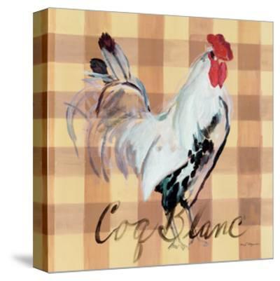Coq Blanc-Marilyn Hageman-Stretched Canvas Print