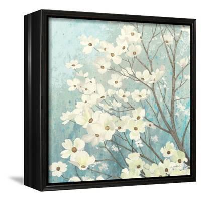 Dogwood Blossoms I-James Wiens-Framed Stretched Canvas Print