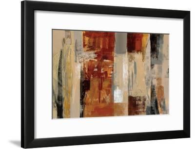 Urban Morning-Silvia Vassileva-Framed Premium Giclee Print