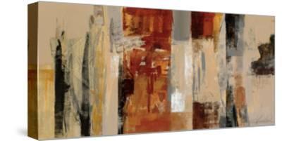 Urban Morning-Silvia Vassileva-Stretched Canvas Print