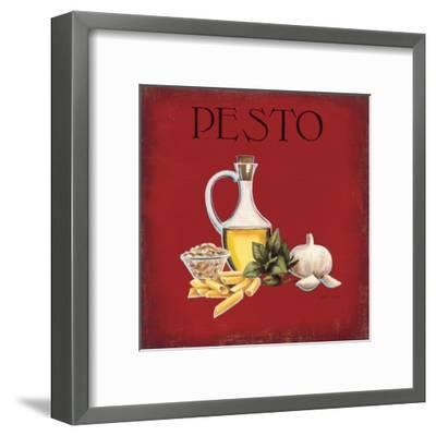 Italian Cuisine II-Marco Fabiano-Framed Art Print