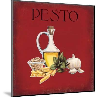 Italian Cuisine II-Marco Fabiano-Mounted Art Print