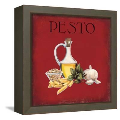 Italian Cuisine II-Marco Fabiano-Framed Stretched Canvas Print
