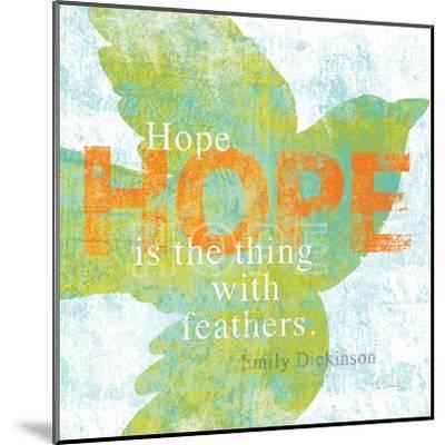 Letterpress Hope-Sue Schlabach-Mounted Art Print