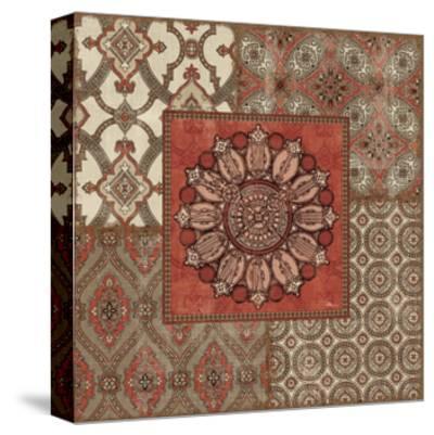 Venetian Patchwork IV-Pela Design-Stretched Canvas Print