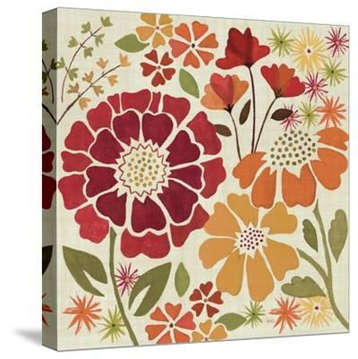 Spice Garden I-Veronique Charron-Stretched Canvas Print