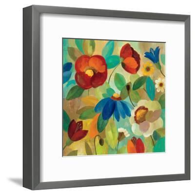 Summer Floral I-Silvia Vassileva-Framed Art Print