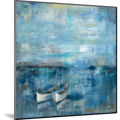 Two Boats-Silvia Vassileva-Mounted Art Print