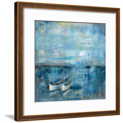 Two Boats-Silvia Vassileva-Framed Premium Giclee Print