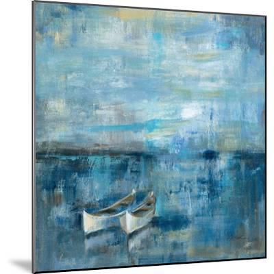 Two Boats-Silvia Vassileva-Mounted Premium Giclee Print