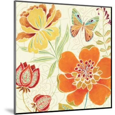 Spice Bouquet II-Daphne Brissonnet-Mounted Art Print