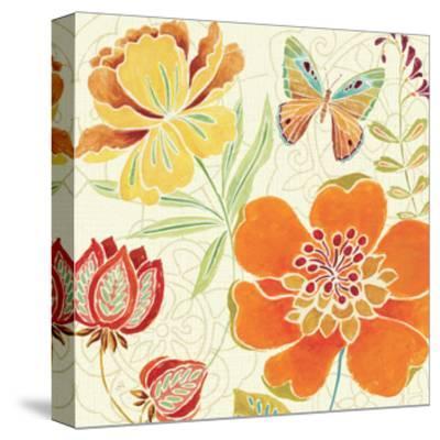 Spice Bouquet II-Daphne Brissonnet-Stretched Canvas Print