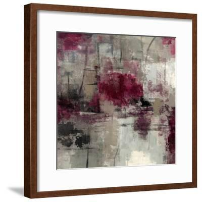 Stone Gardens III-Silvia Vassileva-Framed Premium Giclee Print
