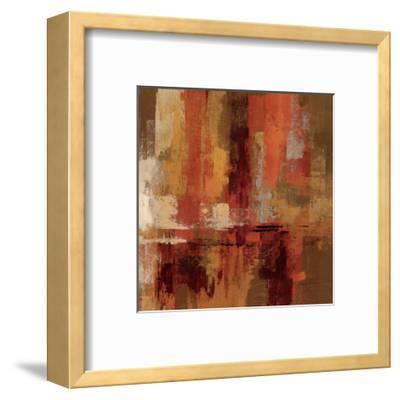 Castanets Square II--Framed Art Print