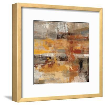 Mojave Road Crop--Framed Art Print
